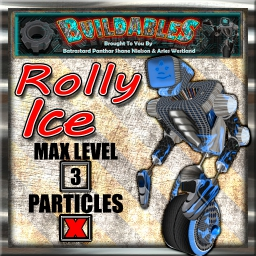 Display crate Rolly Ice