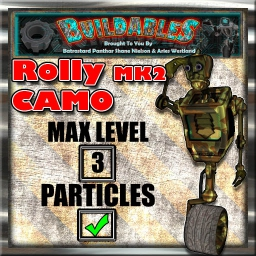 Display crate Rolly MK2 camo