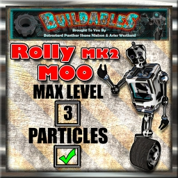 Display crate Rolly MK2 moo