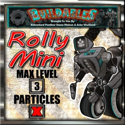 Display crate Rolly Mini