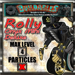 Display crate Rolly Onyx Deluxe Mini