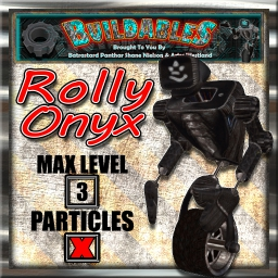 Display crate Rolly Onyx
