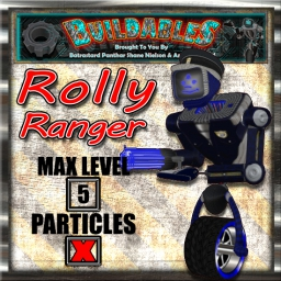 Display crate Rolly Ranger