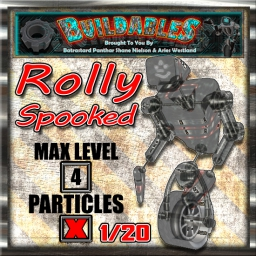 Display crate Rolly Spooked 1of20