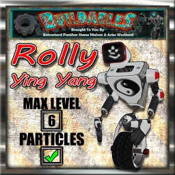 Display crate Rolly Ying Yang