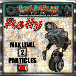 Display crate Rolly