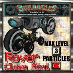 Display crate Rover 4x4 Clean Mini