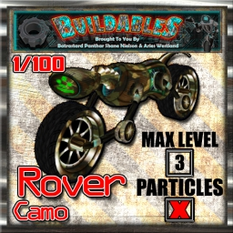 Display crate Rover Camo 1of100