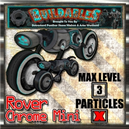 Display crate Rover Chrome Mini