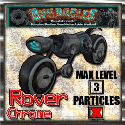 Display crate Rover Chrome