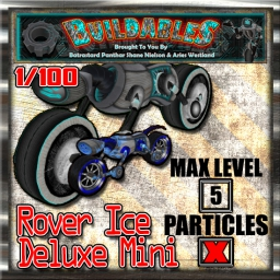 Display crate Rover Ice Deluxe Mini 1of100