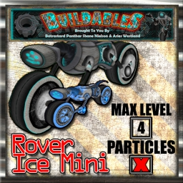 Display crate Rover Ice Mini