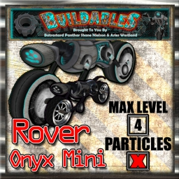 Display crate Rover Onyx Mini