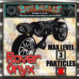 Display crate Rover Onyx