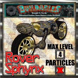 Display crate Rover Sphynx