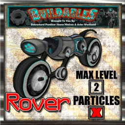 Display crate Rover