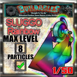 Display crate Sluggo Rainbow