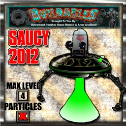 Display crate Saucy 2012