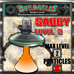 Display crate Saucy Level 2