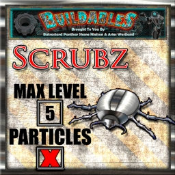 Display crate Scrubz