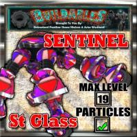 Display crate Sentinel St Glass