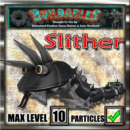 Display crate Slither