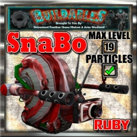 Display crate SnaBo Ruby