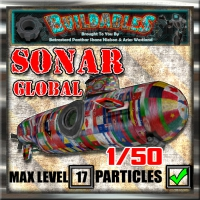 Display crate Sonar Global