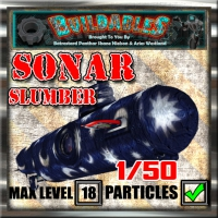 Display crate Sonar Slumber