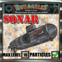 Display crate Sonar