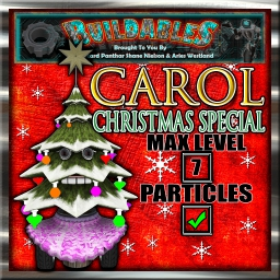 Display crate Carol