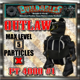 Display crate Outlaw 1 40000 PT