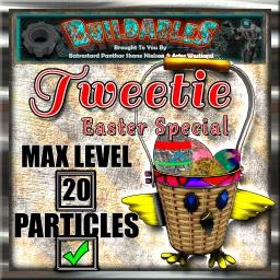 Display crate Tweetie