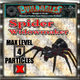 Display crate Spider Widowmaker