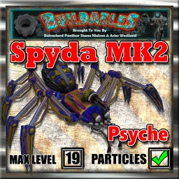 Display crate Spyda2 Psyche
