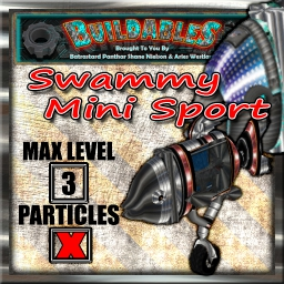 Display crate Swammy Mini Sport