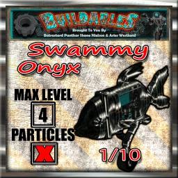 Display crate Swammy Onyx