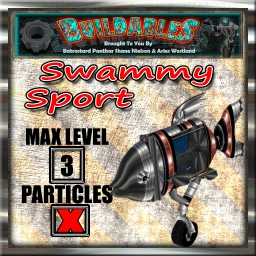 Display crate Swammy Sport