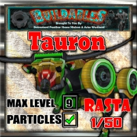 Display crate Tauron Rasta