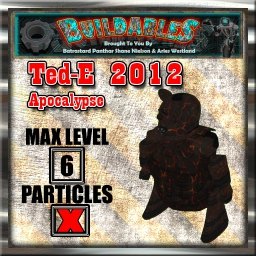 Display crate Ted-E 2012 apocalypse