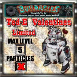 Display crate Ted-E Valentines Limited