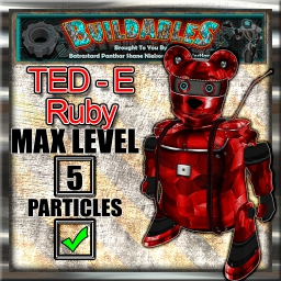 Display crate Ted e Ruby
