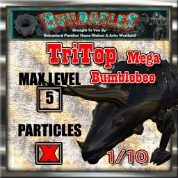 Display crate TriTop Mega BumbleBee 1of10