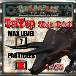 Display crate TriTop Mega Hybrid 1of20