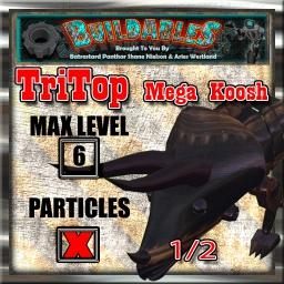 Display crate TriTop Mega Koosh 1of2