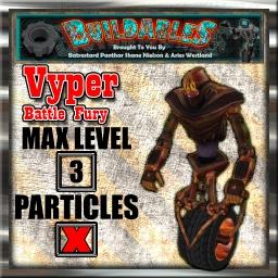 Display crate Vyper Battle Fury