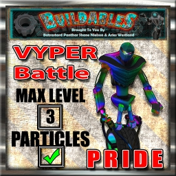 Display crate Vyper Battle Pride