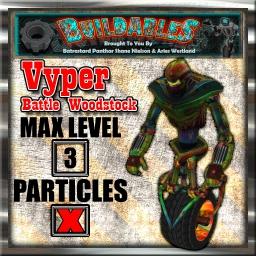 Display crate Vyper Battle Woodstock